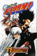 Reborn GN (2006-2010 Viz Digest) 11-1ST