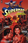 Superman Krisis of the Krimson Kryptonite TPB (1996 Titan Books Edition) 1-1ST