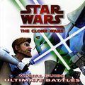 Star Wars Clone Wars Visual Guide Ultimate Battles HC (2009 DK) 1-1ST
