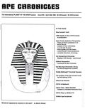 Ape Chronicles (1992 fanzine) 20