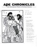 Ape Chronicles (1992 fanzine) 14