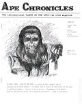 Ape Chronicles (1992 fanzine) 5