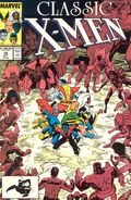 X-Men Classic (1986 Classic X-Men) Mark Jewelers 14MJ
