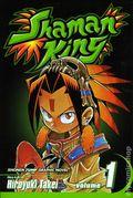 Shaman King TPB (2003-2011 Viz Digest) 1-1ST