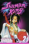 Shaman King TPB (2003-2011 Viz Digest) 2-1ST