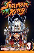 Shaman King TPB (2003-2011 Viz Digest) 3-1ST
