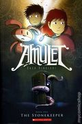 Amulet GN (2008- Scholastic Press) 1-REP