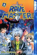 Rave Master GN (2003-2009 A Tokyopop Digest) 8-REP