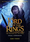 Lord of the Rings The Return of the King Visual Companion HC (2003 Houghton Mifflin) 1-1ST