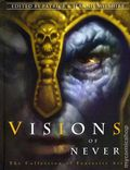 Visions of Never The Collection of Fantasy Art HC (2009) 1A-1ST