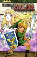 Legend of Zelda GN (2008-2010 Viz Digest) 9-1ST