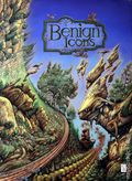 Benign Icons Art of Patrick James Woodroffe HC (2008) 1-1ST