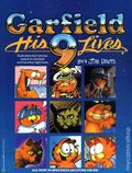 Garfield His 9 Lives TPB (1984 Ballantine Books) 1-1ST
