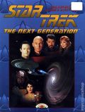 Star Trek The Next Generation Coloring Book SC (1997) 1-1ST