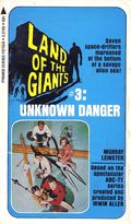Land of the Giants PB (1968-1969 Novel Series) 3-1ST