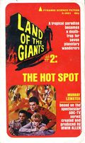 Land of the Giants PB (1968-1969 Novel Series) 2-1ST