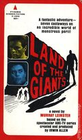Land of the Giants PB (1968-1969 Novel Series) 1-1ST