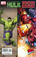 Iron Man Hulk Sampler (2008) 1