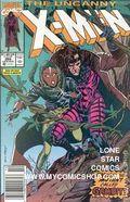 Uncanny X-Men (1963 1st Series) Mark Jewelers 266MJ
