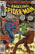 Amazing Spider-Man (1963 1st Series) Mark Jewelers 192MJ