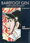 Barefoot Gen TPB (2004-2009 Last Gasp) A Cartoon Story of Hiroshima New Edition 8-1ST