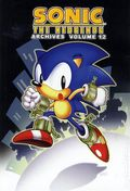 Sonic the Hedgehog Archives (2006-2015 An Archie Digest) 12-1ST