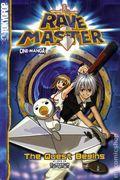 Rave Master GN (2004 Tokyopop) Cine-Manga 1-1ST