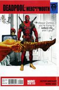 Deadpool Merc with a Mouth (2009) 9