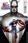 Captain America Reborn (2009 Marvel) 6B