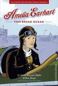 Amelia Earhart This Broad Ocean HC (2010 Disney/Hyperion) 1st Edition 1-1ST