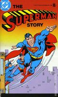 Superman Story PB (1983 Tor) 1st Edition 1-REP