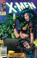 Uncanny X-Men (1963 1st Series) Mark Jewelers 267MJ