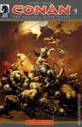 Conan Frazetta Cover Collection (2007) 4