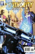 Authority The Lost Year (2009) 7