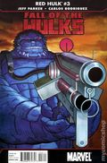 Fall of the Hulks Red Hulk (2010) 3