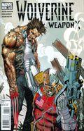 Wolverine Weapon X (2009 Marvel) 11