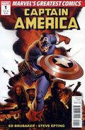 Captain America Marvel's Greatest Comics (2010) 1