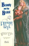 Beauty and the Beast Portrait of Love (1989) 1st Printing 1B