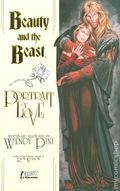 Beauty and the Beast Portrait of Love (1989) 1st Printing 1C