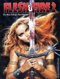 Flesh and Fire The Blas Gallego Sketchbook SC (1995) 2-1ST