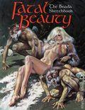 Fatal Beauty The Boada Sketchbook SC (2000) 1-1ST