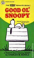 Good Ol' Snoopy PB (1958 Fawcett) 1-REP