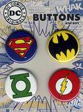 DC Comics Button Set (2010 Ata-Boy) SET-03