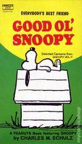 Good Ol' Snoopy PB (1958 Fawcett) 1-1ST