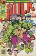 Incredible Hulk (1962-1999 1st Series) Mark Jewelers 200MJ
