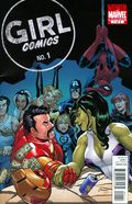 Girl Comics (2010 Marvel) 1