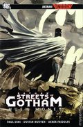 Batman Streets of Gotham Hush Money HC (2010 DC) 1-1ST