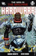 Hardware The Man in The Machine TPB (2010) 1-1ST