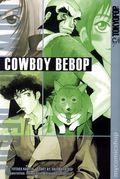 Cowboy Bebop GN (2002 A Tokyopop Digest) 3-REP