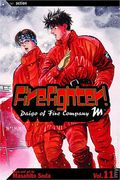Firefighter Daigo of Fire Company M GN (2003 Action Edition) 11-1ST